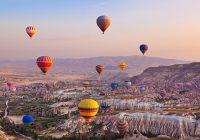 Отдых в Каппадокии, Турция