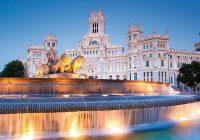 Путешествие по Испании. Мадрид