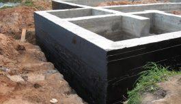Строительство фундамента здания. Оценка грунта и глубины фундамента