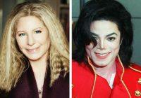 Барбара Стрейзанд вступилась за Майкла Джексона в вопросе о педофилии