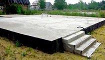 Характеристики плитного фундамента